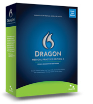 Dragon Medical practice Edition 2 for small practices