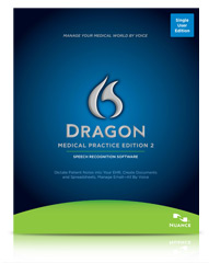Dragon Medical Specialty