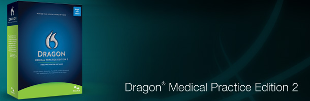 Dragon Medical Practice Edition Software